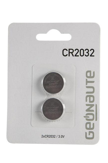 FORCLAZ - Pack of 2 CR2032 Batteries, Unique Size