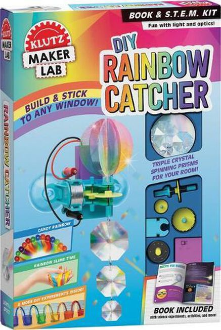 SCHOLASTIC USA - Rainbow Maker