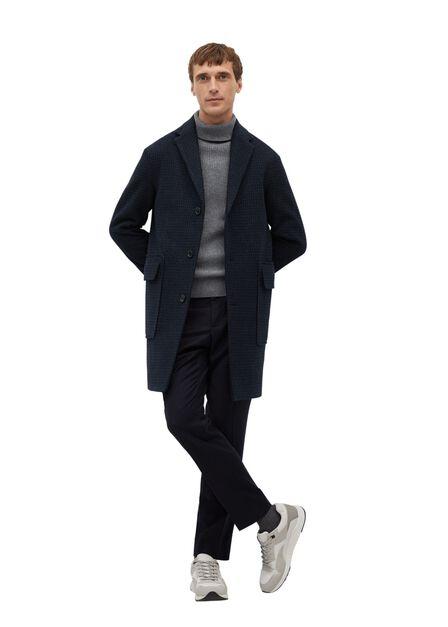 Mango - grey Turtle neck wool sweater