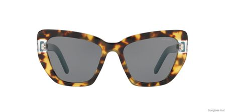 PRADA - Tortoise Cat Eye Prada PR 08VS