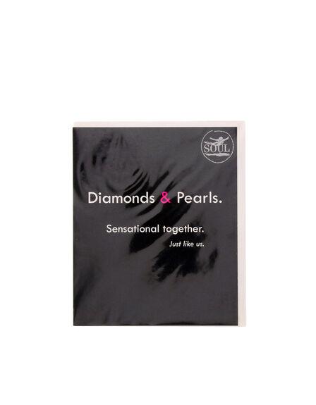 SOUL UK - Soul Trooths Diamonds & Pearls Card