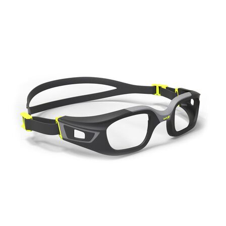 NABAIJI - Unique Size  Frame for 500 SELFIT Swimming Goggles, Size S, Dark Chocolate