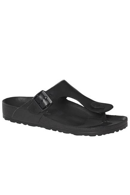 Blue Fin - Black Toe Seperator Sandals, Men