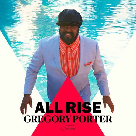 UNIVERSAL MUSIC - All Rise Limited Edition Coloured Vinyl (2 Discs)   Gregory Porter