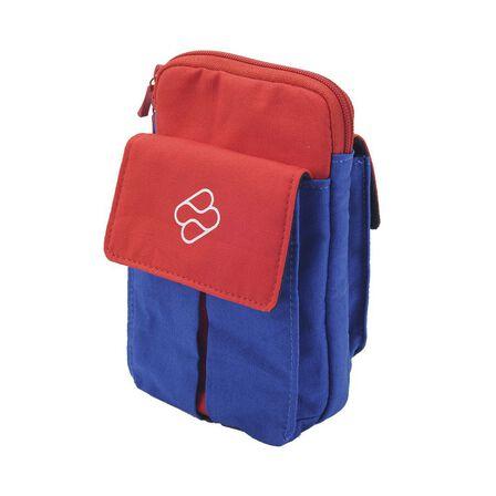 FR-TEC - FR-TEC Soft Bag Red/Blue for Nintendo Switch