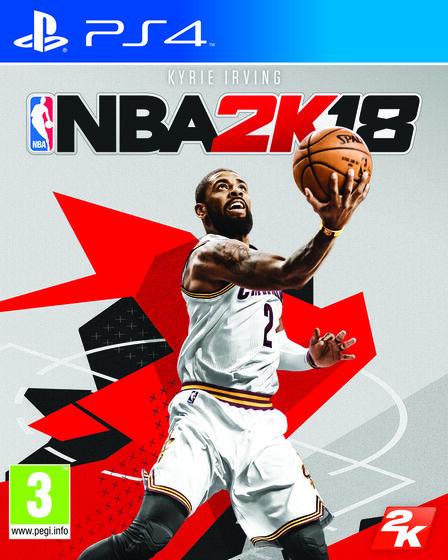 TAKE 2 INTERACTIVE - NBA 2K18 [Pre-owned]