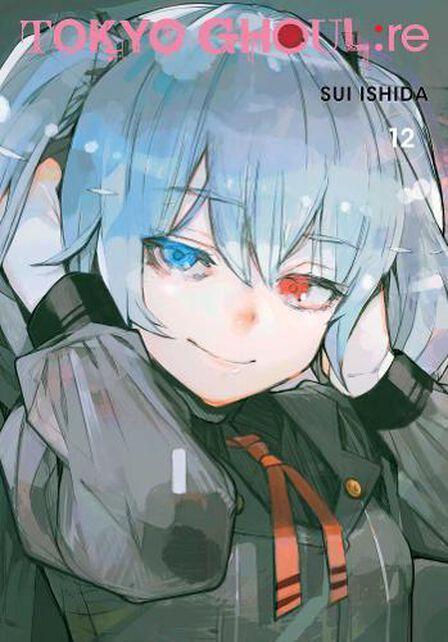 VIZ MEDIA - Tokyo Ghoul re Vol. 12