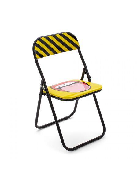 Seletti - Folding Chair Tongue