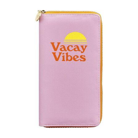 YES STUDIO - Yes Studio Travel Wallet Vacay Vibes