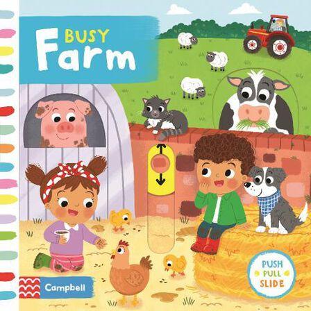 PAN MACMILLAN UK - Busy Farm