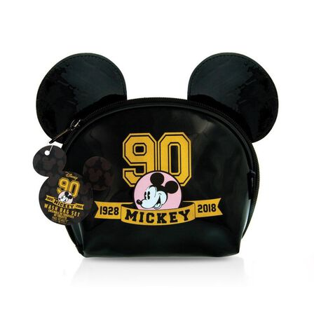 MAD BEAUTY - Mad Beauty Mickey's 90th Anniversary Cosmetic Bag