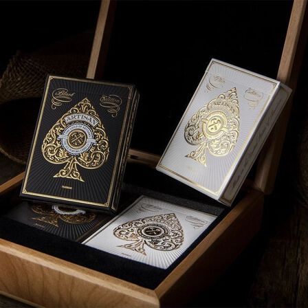 THEORY11 - Theory11 Artisan Playing Cards Luxury Edition Gift Box [Set of 4]