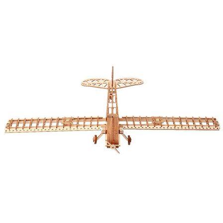 ALIEN WOOD - Alien Wood Wings Art Wooden Puzzle