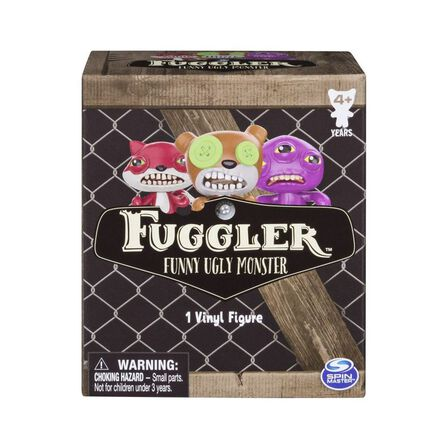 FUGGLER - Fuggler Vinyl Figure [Assoertment - Includes 1]