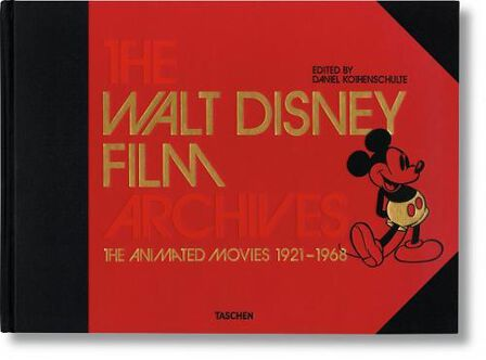 TASCHEN UK - The Walt Disney Film Archives The Animated Movies 1921-1968