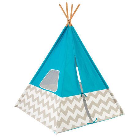 KIDKRAFT - Kidkraft Turquoise Teepee Tents
