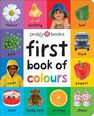 PRIDDY BOOKS UK - First Book Of Colours (Large Ed)