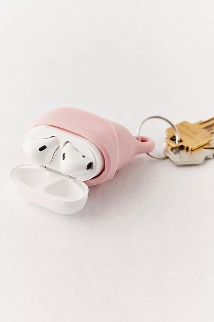 Urban Outfitters - Pink  Water-Resistant Airpods Case
