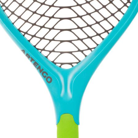 ARTENGO - Funyten pack of 2 rackets and 1 ball - blue/green, Unique Size