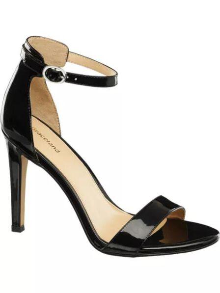Graceland - Graceland Heels Black and Colours (Eveni