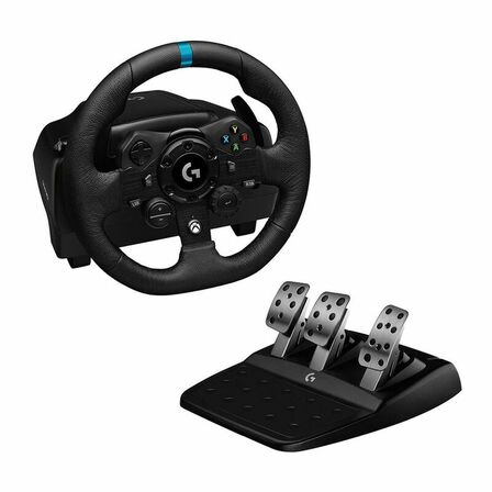 LOGITECH G - Logitech G G923 Racing Wheel And Pedals for PS4/PC