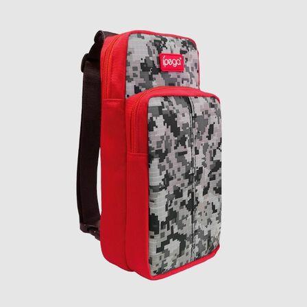 IPEGA - Ipega-SL011 Jungle Soldier's Bag Red for Nintendo Switch Lite