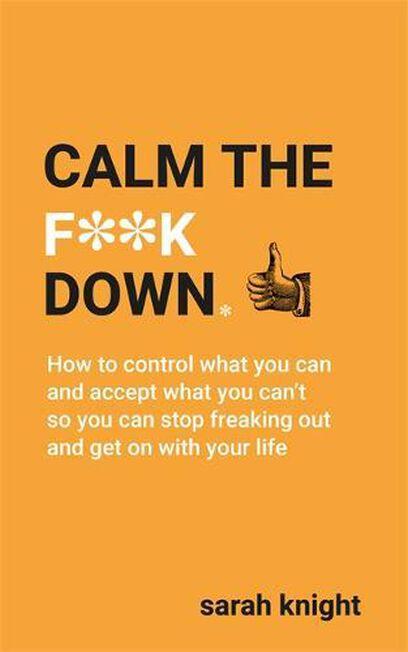 QUERCUS UK - Calm the F**k Down