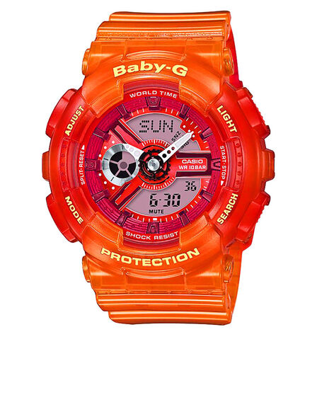 CASIO - Casio BA-110JM-4ADR Baby-G Watch