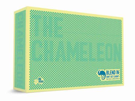 BIG POTATO - Big Potato The Chameleon Card Game