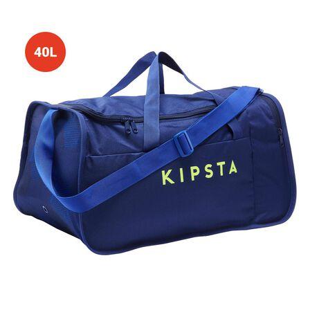 KIPSTA - 40L Kipocket Team Sports Bag - Dark - Midnight Indigo
