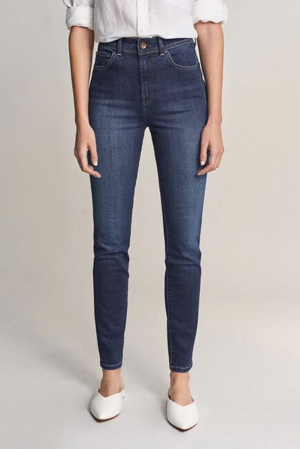 Salsa Jeans - Blue Elegant skinny jeans
