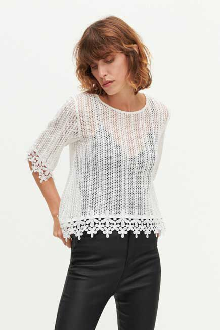Reserved - Lace blouse