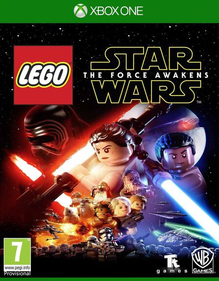 WARNER BROTHERS INTERACTIVE - LEGO Star Wars - The Force Awakens - Xbox One