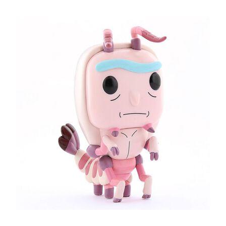 FUNKO TOYS - Funko Pop Animation Rick & Morty Shrimp Rick Vinyl Figure [New York Comic Con]