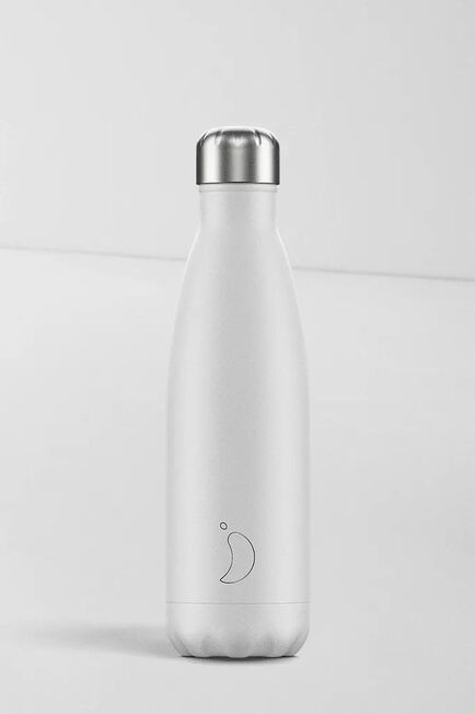 Urban Outfitters - White Chilly's 500Ml Stainless Steel Water Bottle