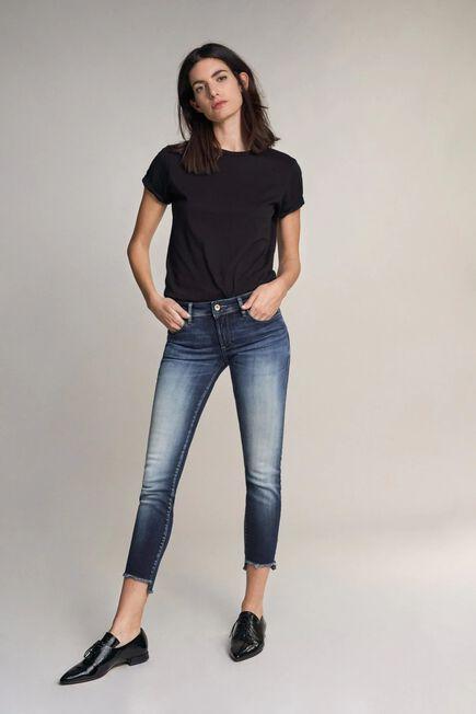 Salsa Jeans - Blue Push Up Wonder capri premium wash jeans