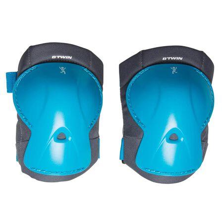 BTWIN - XS - Children's Bike Protection Kit - Blue