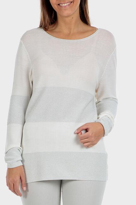 Punt Roma - Metallic thread sweater