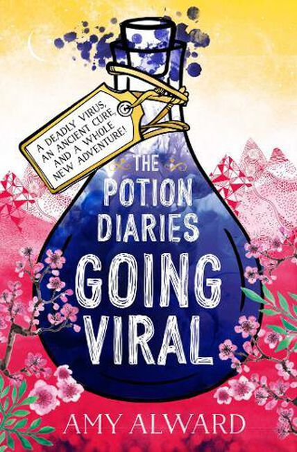 SIMON & SCHUSTER UK - The Potion Diaries Going Viral