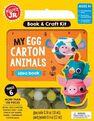 SCHOLASTIC USA - My Egg-Carton Animals