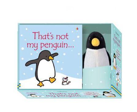 USBORNE PUBLISHING LTD UK - That's Not My Penguin Book and Toy
