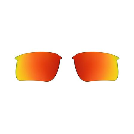 BOSE - Bose Frames Lens Tempo Collection Road Orange Polarized Replacement Lenses