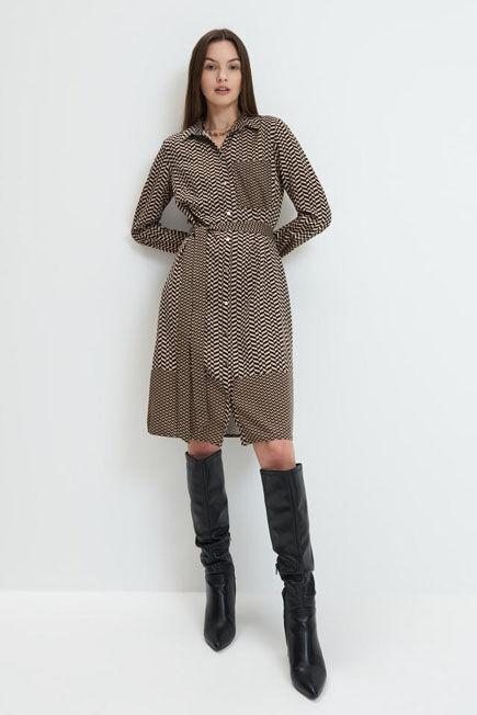 Mohito -  Shirt Dress - Multicolor