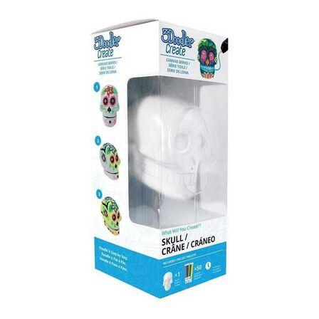 3DOODLER - 3Doodler Create Skull Canvas Project Kit