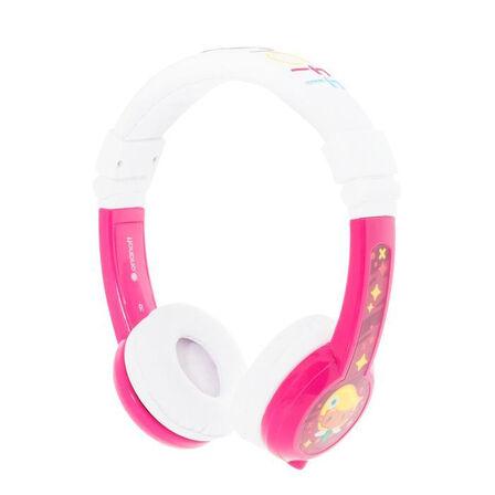 ON AND OFF - Onanoff BuddyPhones Explore Foldable Pink Headphones