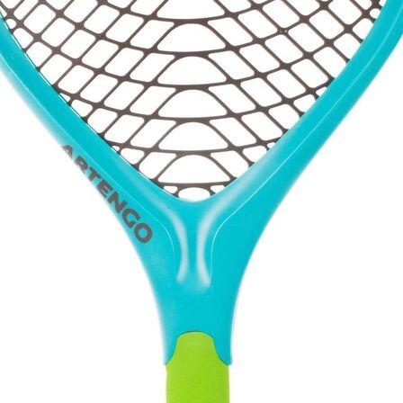 ARTENGO - Funyten pack of 2 rackets and 1 ball - blue/green