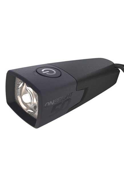 FORCLAZ - OnBright 50 Bivouac Torch - 10 Lumens - Black, Unique Size