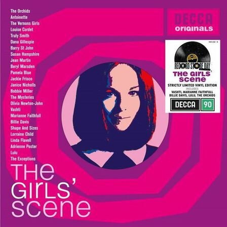 UNIVERSAL MUSIC - The Girls Scene Limited Edition (2 Discs) | Various Artists