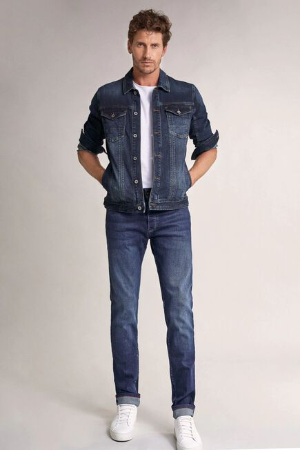 Salsa Jeans - Blue Lima spartan medium-dark rinse jeans