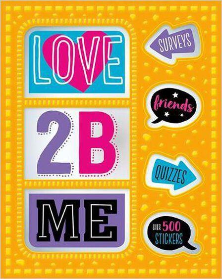 MAKE BELIEVE IDEAS UK - Love 2 B Me
